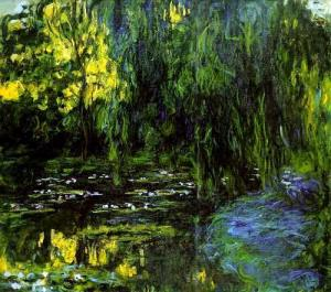 claude_monet_water-lily_pond_and_weeping_willow