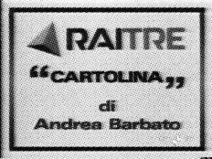 Andrea Barbato - Cartolina