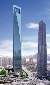 Megastrutture -Super torri inShangai